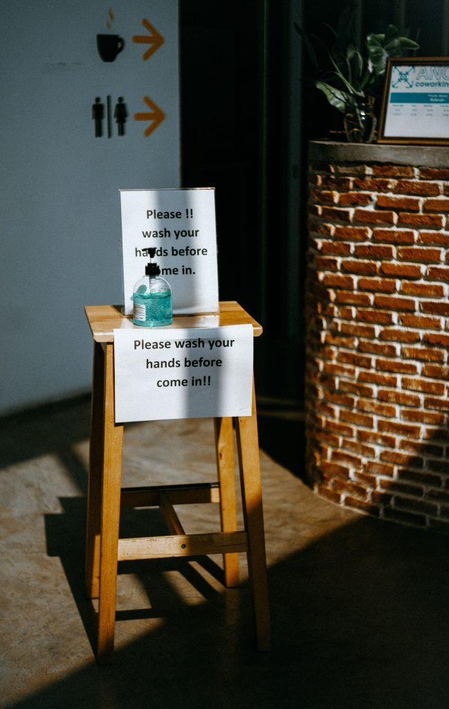 Businesses everywhere are cracking down on safety procedures.