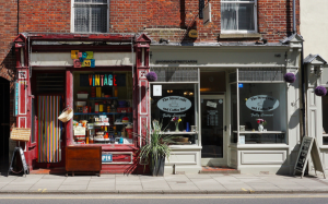 Local stores and businesses